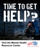 TRICARE's Mental Health Resource Center Web page