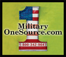 Military One Source logo