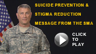 SMA Suicide Prevention and Stigma Reduction message
