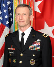 Lieutenant General Howard B. Bromberg - Deputy Chief of Staff G-1, United States Army