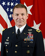 Lieutenant General James C. McConville - Deputy Chief of Staff G–1, United States Army