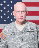 SGM Allen D. Clifton - Deputy Chief of Staff Personnel G–1 SGM
